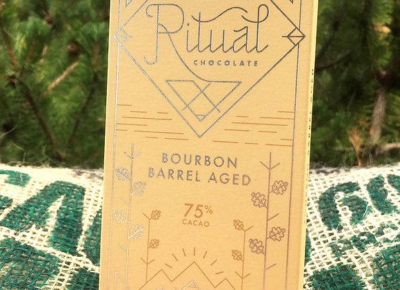 Ritual Chocolate  - Bourbon Barrel Aged 75%