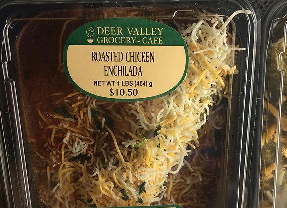 Deer Valley Grocery~Cafe - Roasted Chicken Enchilada