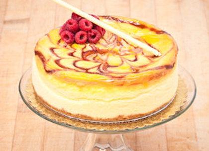 Windy Ridge Bakery - Raspberry Cheescake