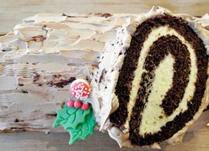 Windy Ridge Bakery - Buche de Noel