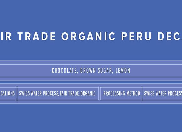 Pink Elephant Fair Trade Organic Peru Decaf