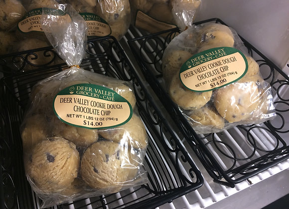 Deer Valley Grocery~Cafe - Raw Chocolate Chip Cookie Dough