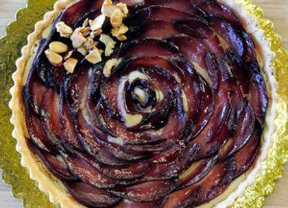 Windy Ridge Bakery - Pear Frangipane Tart