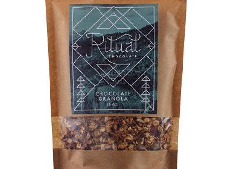 Ritual Chocolate - Chocolate Granola