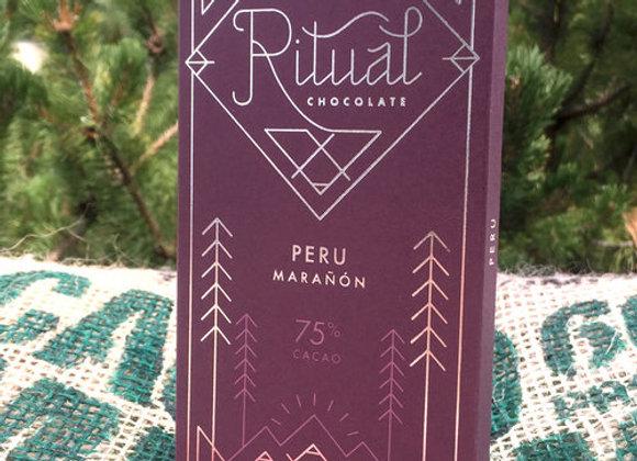 Ritual Chocolate - Peru 75%