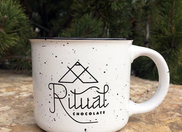 Ritual Chocolate - Ritual Ceramic Camp Mug