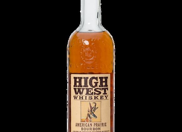 American Prairie Bourbon