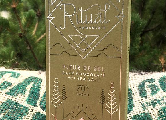 Ritual Chocolate - Fleur De Sel 70%