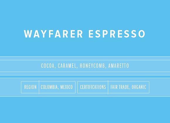 Pink Elephant Wayfarer Espresso