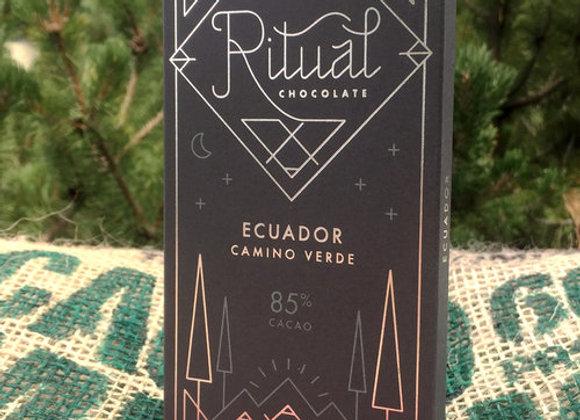Ritual Chocolate - Ecuador 85%
