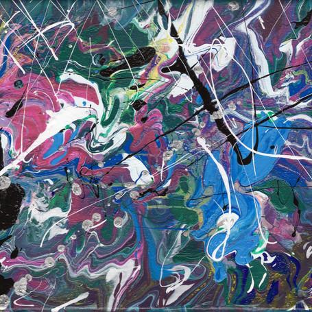 Graffiti Pour 2