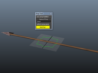 Prop Tool - Simple AutoRig