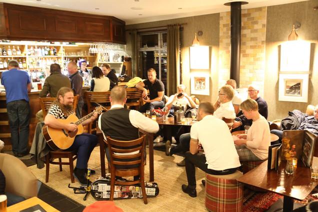 Pub atmosphere