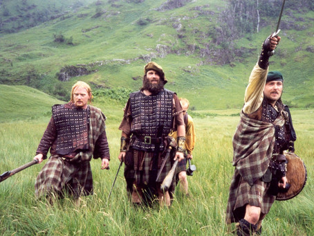 Hello Scotland: the early years