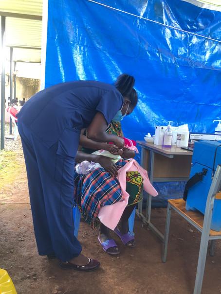 Child Welfare Clinic Day