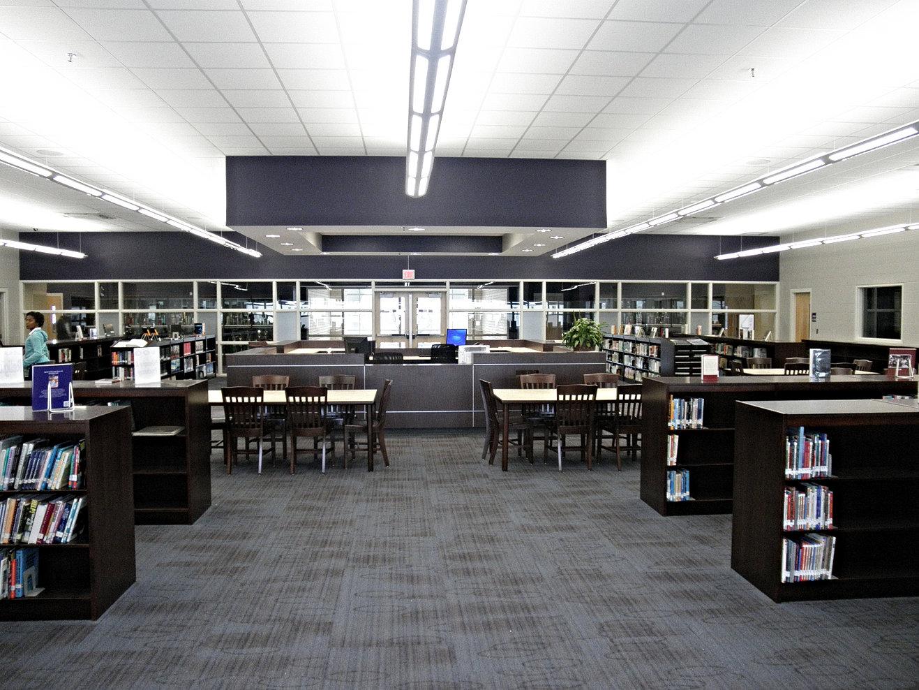 Architecture/Interior Design. Parker High School