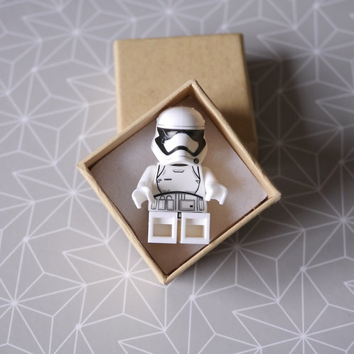 Pin's Minifigurine Star Wars - Stormtrooper