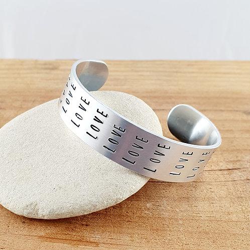 Bracelet Jonc - Love Love Love