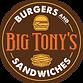 Big Tonys Burgers and Sandwiches Logo_WE