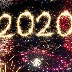 Meilleurs voeux pour cette nouvelle année 2020 !