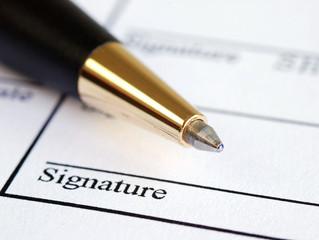 CDD : la signature des parties est indispensable