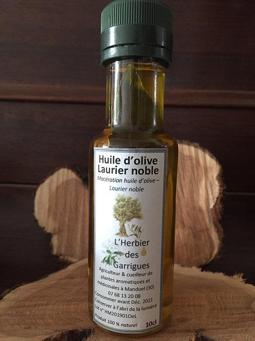 Huile d'olive au Laurier noble