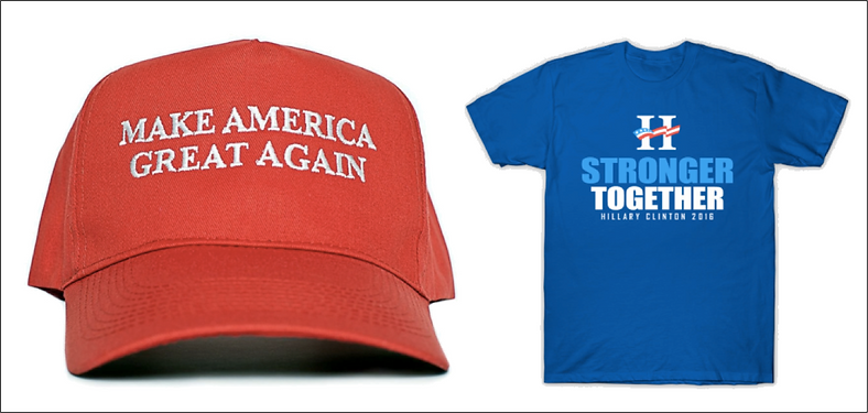 Who Did Category Design Better-Trump or Hillary?