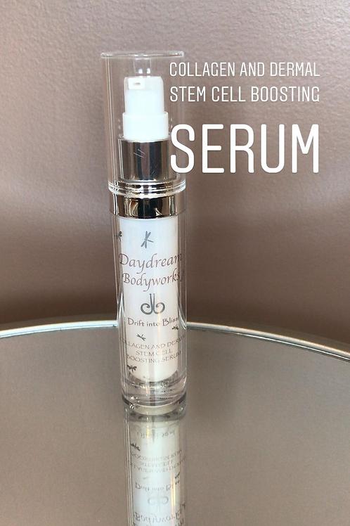 Collagen and Dermal Stem Cell Boosting Serum