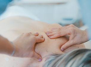 Couples Deep Tissue Massage