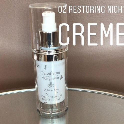 O2 Restoring Crème