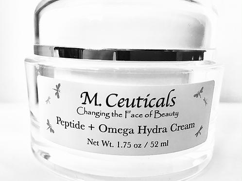 Peptide + omega hydra creme