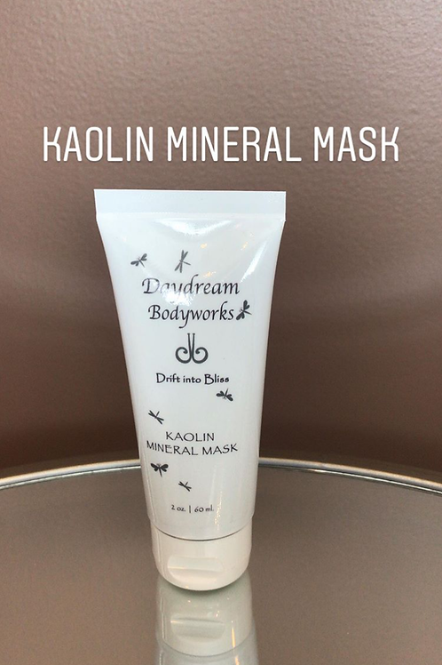 Kaolin Mineral Masque