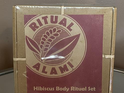 Hibiscus Body Ritual Set