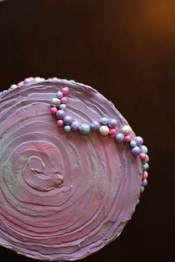 Pearl mermaid Cake