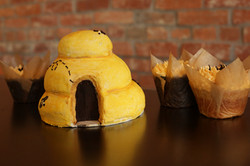 Beehive Cake by Stone Werks