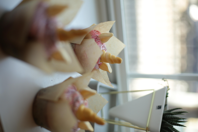 Unicorn Cupcakes by Stone Werks