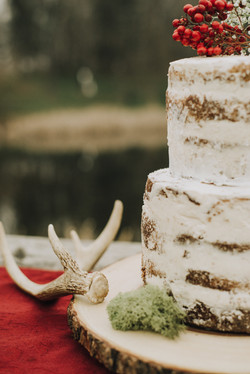 Naked Cake by Stone Werks
