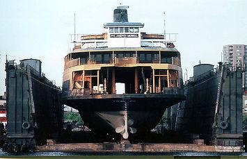 Staten Island Ferry, Pvt Joseph F Merrell, wheresteamlives.net