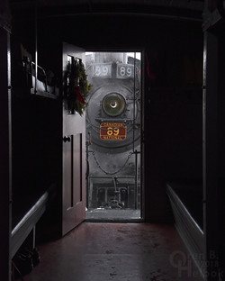 #89 from Santa's caboose
