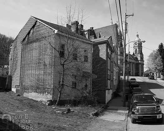 Dobson Street, Polish Hill, Pittsburgh