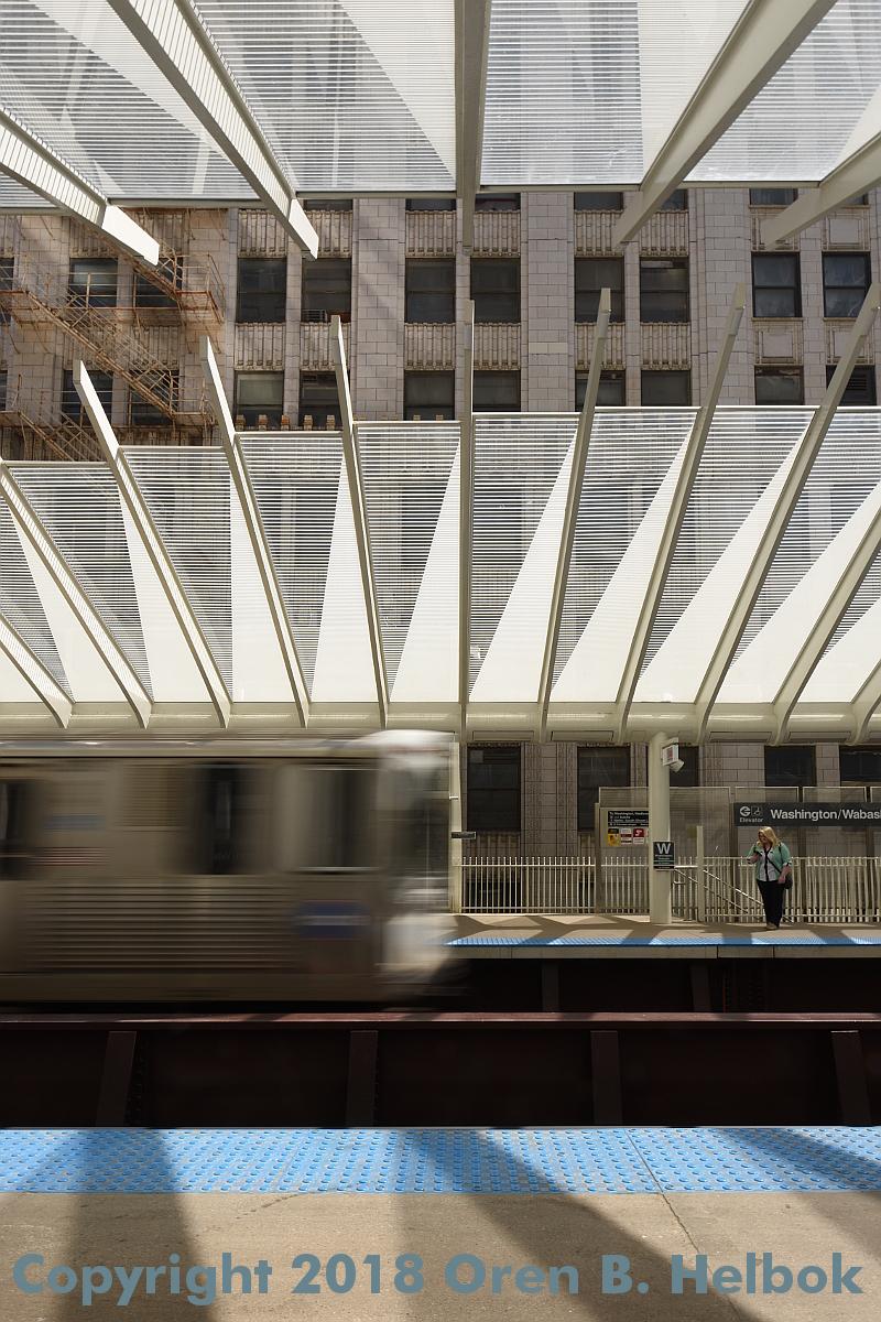 Washington-Wabash station