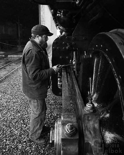 Ross Gochenaur, Strasburg Rail Road