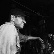 Engineer Rich Butterworth