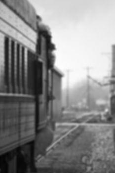 Dann Potts, Strasburg Rail Road engineer