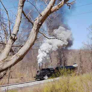 Everett Railroad Easter trains, March 2016