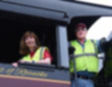 N&W 611, Norfolk & Western 611, Karen and Scott Lindsay, Steam Operations Corporation