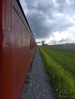 Ride on 4 pm train 1