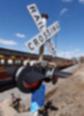 North Shore Railroad Easter Bunny train in Bloomsburg, Jeff Pontius coaches