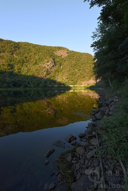 Water Gap from west of Point of Gap 2