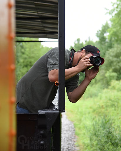 Arcade& Attica railroad photographer